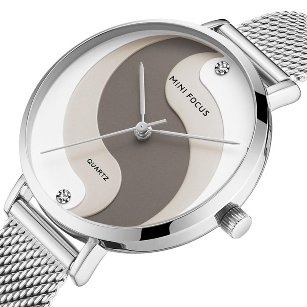 خرید و قیمت                      ساعت مچی  زنانه مینی فوکوس مدل mf0291L.02