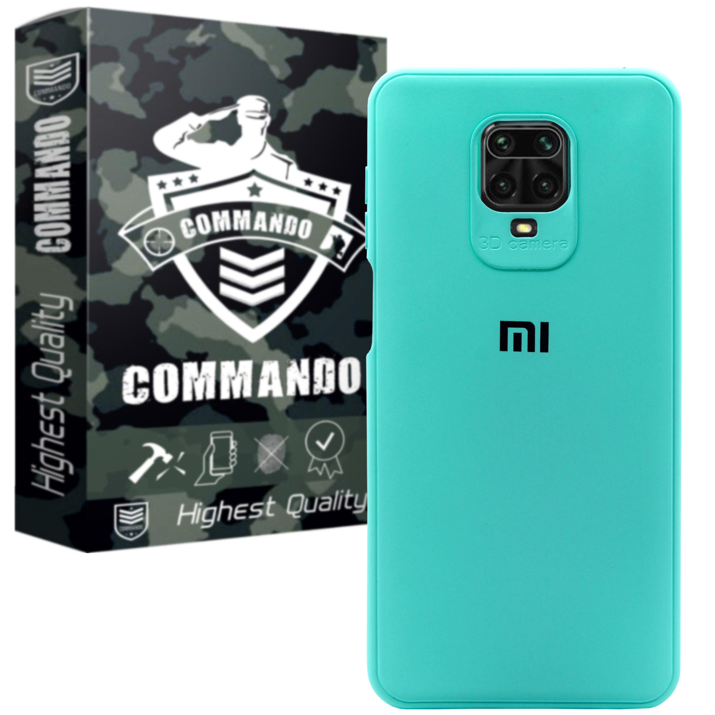 کاور کماندو مدل SL21 مناسب برای گوشی موبایل شیائومی Redmi Note 9S / Note 9 Pro / Note 9 Pro Max              ( قیمت و خرید)