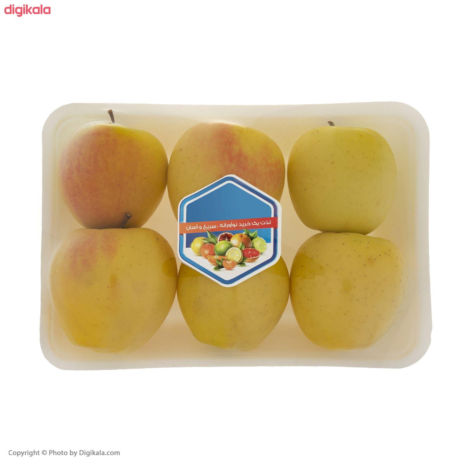 سیب زرد میوه پلاس - 1 کیلوگرم main 1 4