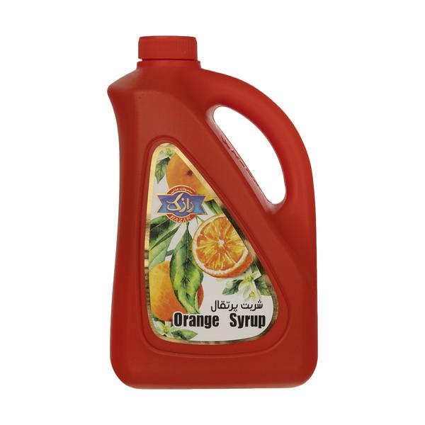 شربت پرتقال رازک - 3 کیلوگرم
