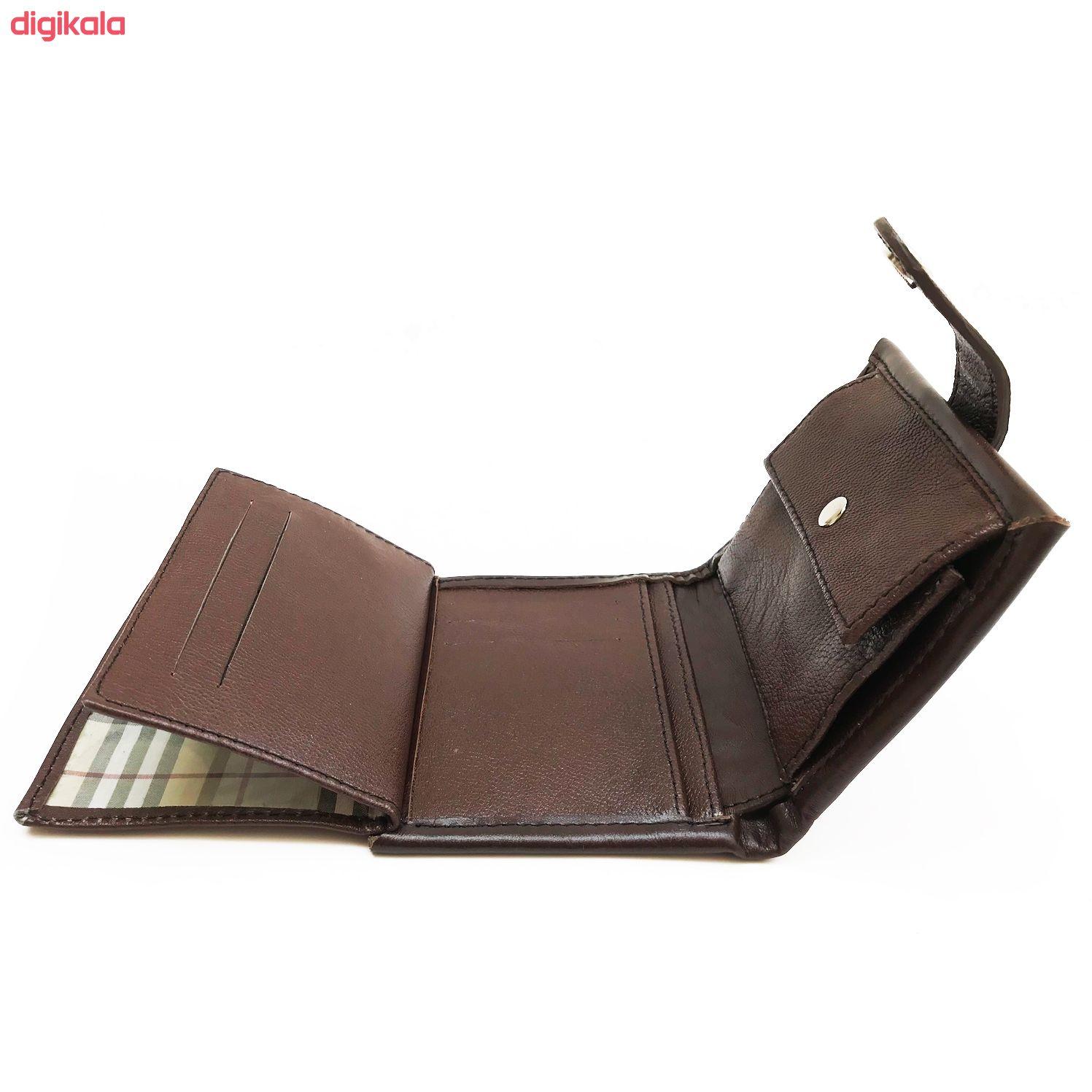 کیف پول مردانه مدل BH02 main 1 2