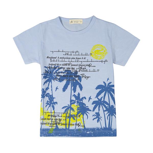 تی شرت پسرانه بی کی مدل 2211122-51