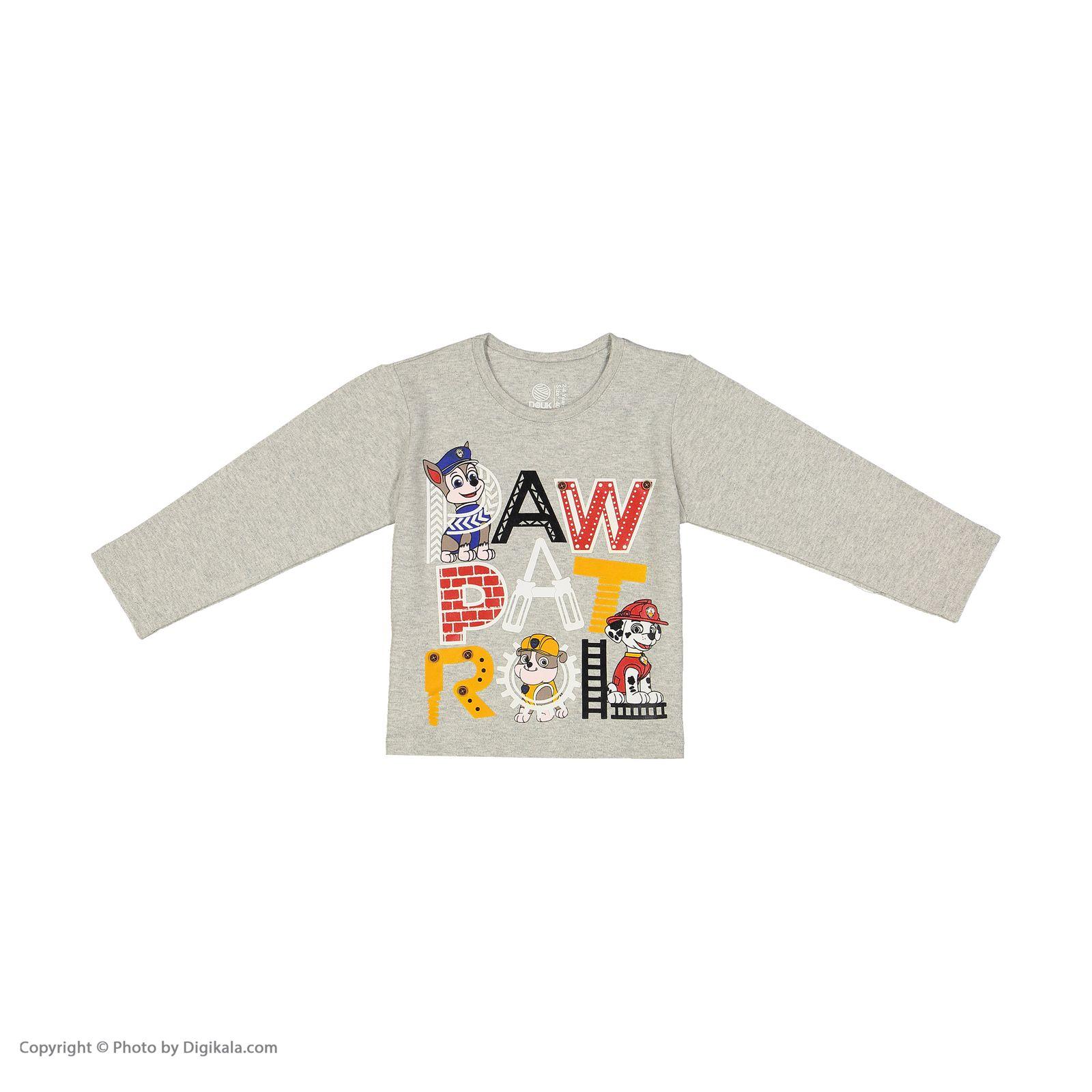 تی شرت پسرانه سون پون مدل 1391364-90 -  - 3