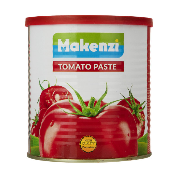 رب گوجه فرنگی مکنزی مقدار 800 گرم