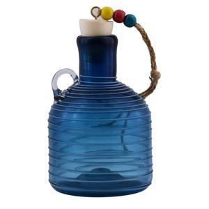 بطری شیشه ای مدل گرد نواری کد 995