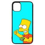 کاور طرح سیمپسون کد 1146 مناسب برای گوشی موبایل اپل iphone 12