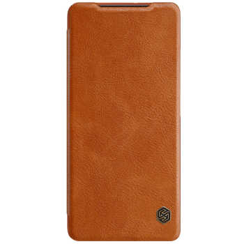 کیف کلاسوری نیلکین مدل Qin مناسب برای گوشی موبایل سامسونگ Galaxy S21 Ultra