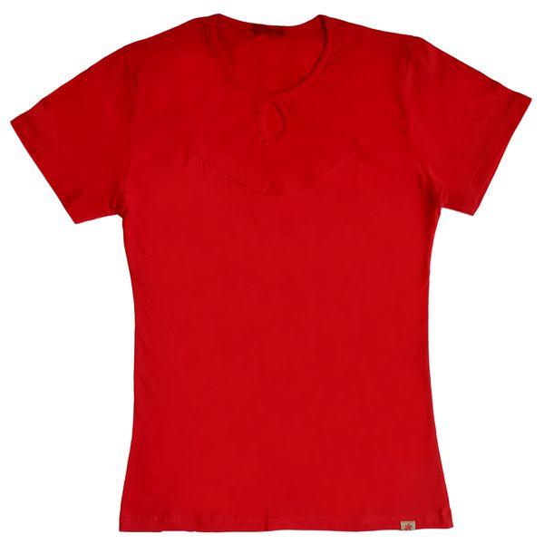 تی شرت زنانه کد 1025D