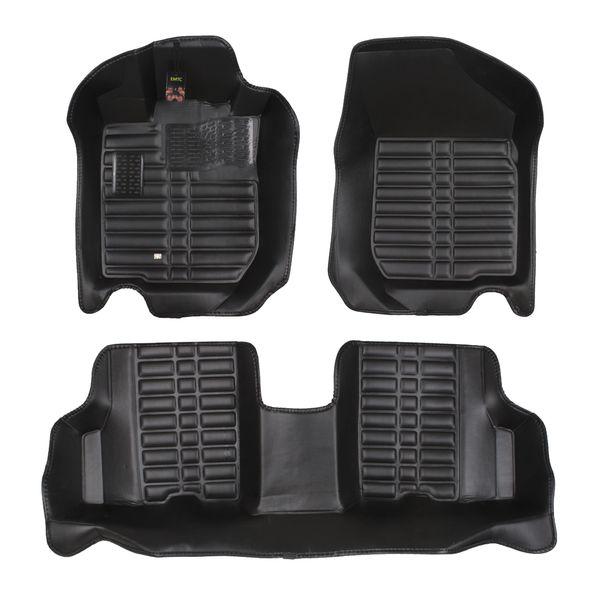 کفپوش سه بعدی خودرو ای ام تی سی مدل EMTC B90 مناسب برای رنو ساندرو