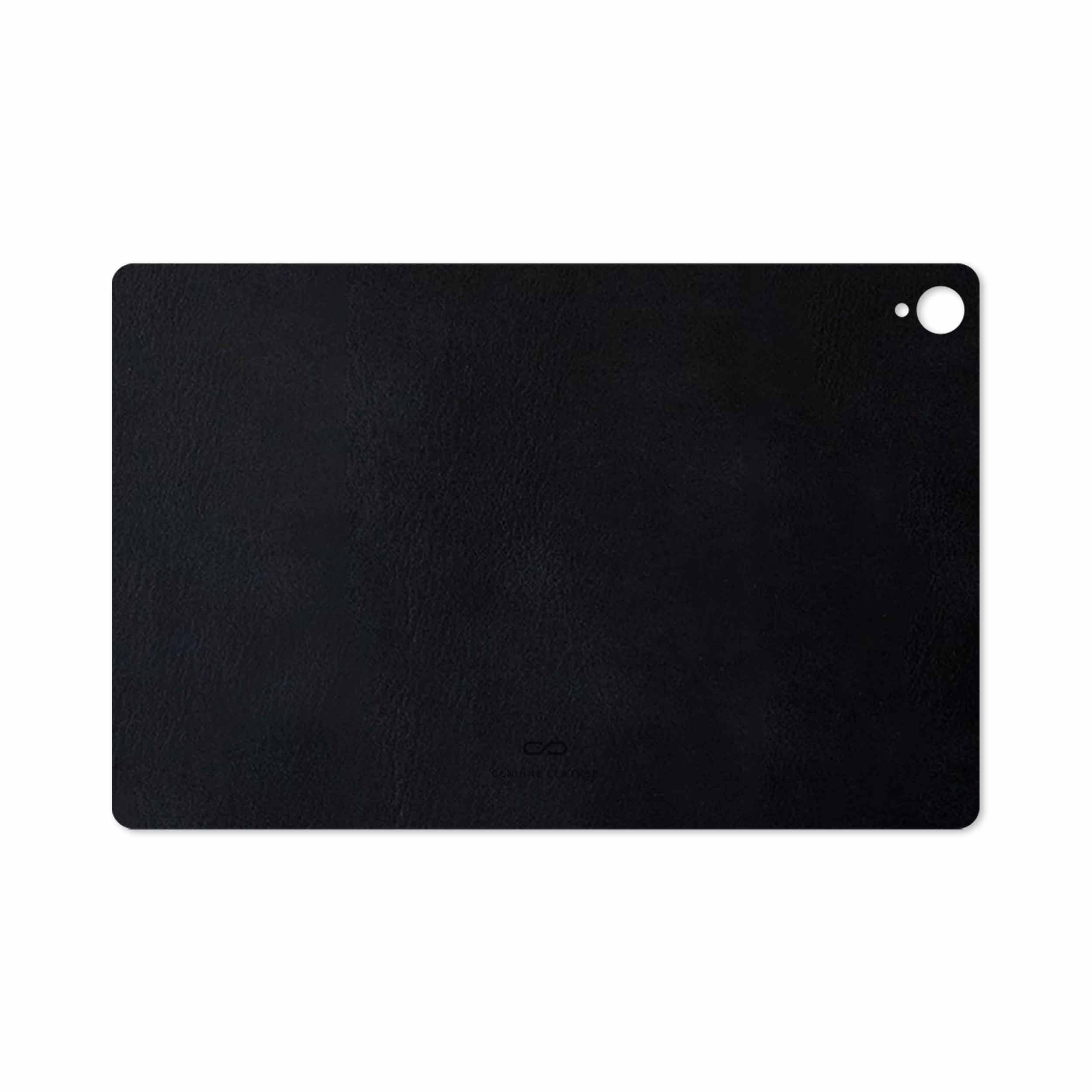 بررسی و خرید [با تخفیف]                                     برچسب پوششی ماهوت مدل Graphite Buffalo Leather مناسب برای تبلت هوآوی Mediapad M6 10.8 2019                             اورجینال
