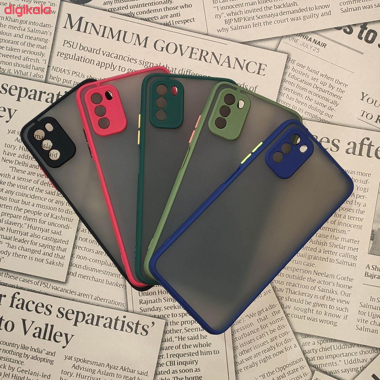 کاور مدل PML مناسب برای گوشی موبایل شیائومی Poco M3 main 1 2