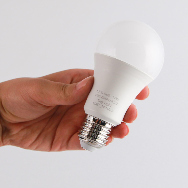 لامپ ال ای دی 12 وات بهبد مدل A99 پایه E27 بسته 30 عددی