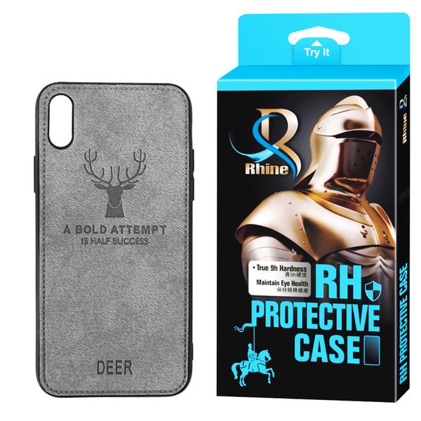 کاور راین مدل R_DER مناسب برای گوشی موبایل اپل Iphone X