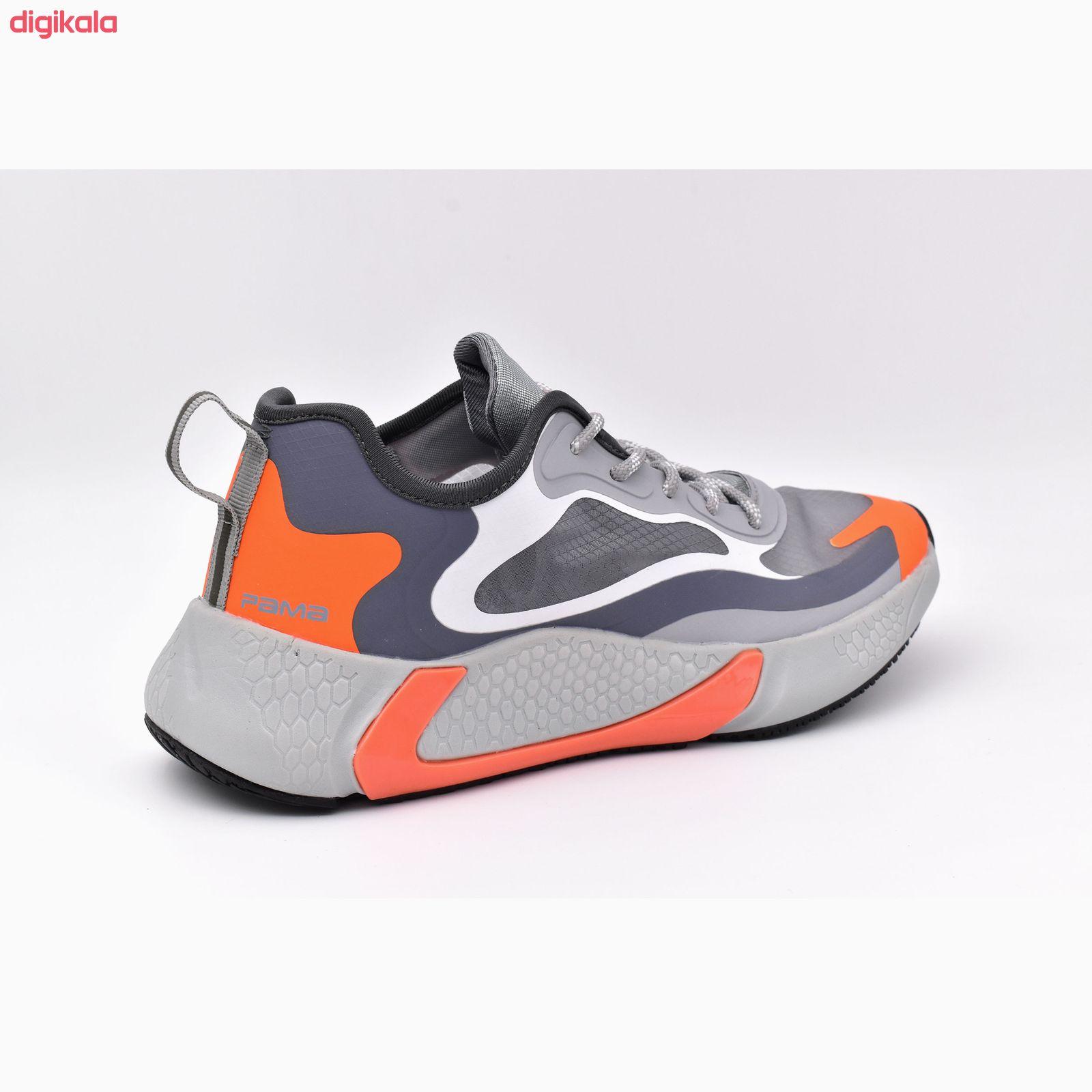 کفش پیاده روی مردانه پاما مدل ساموئل کد G1421 main 1 9