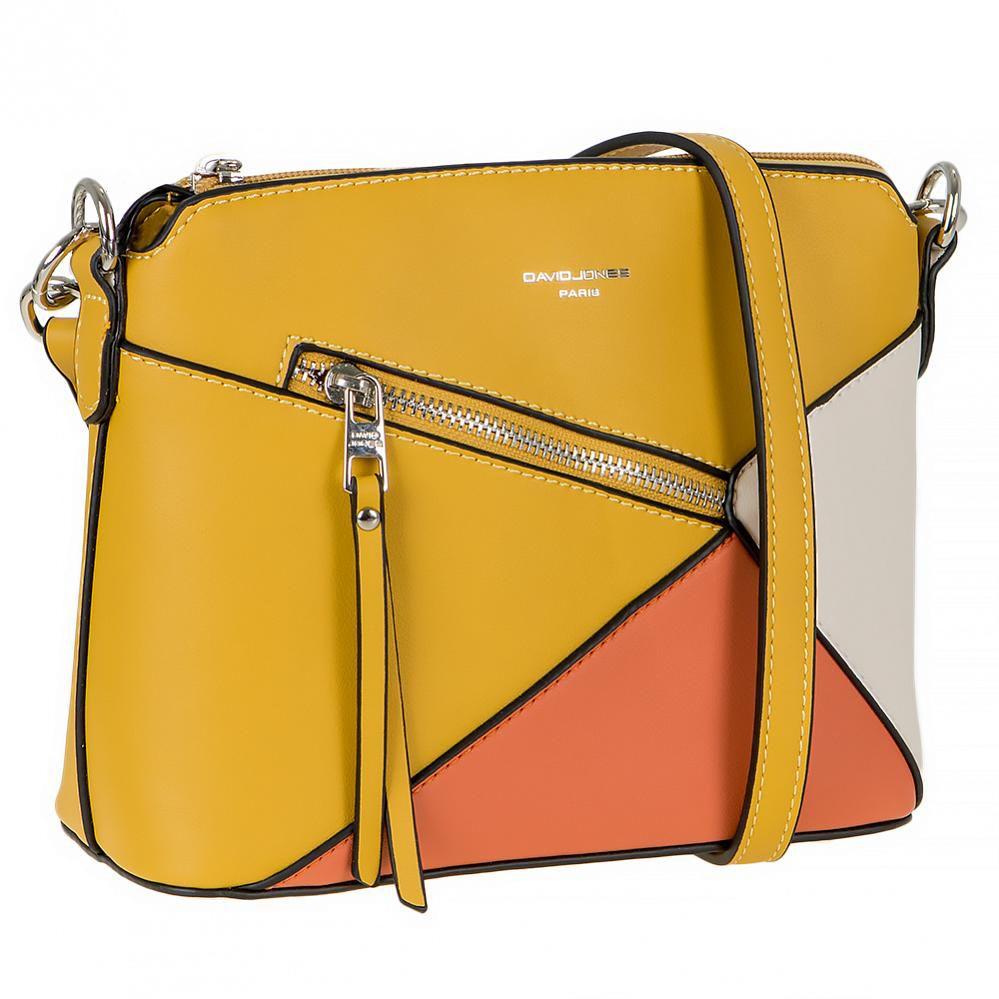 کیف رو دوشی زنانه دیوید جونز مدل 6294-1 -  - 10