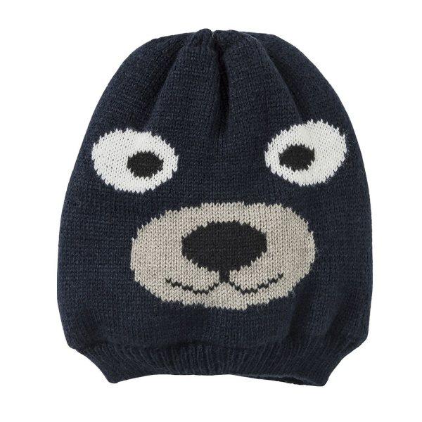 کلاه بافتنی نوزادی لوپیلو کد KN107
