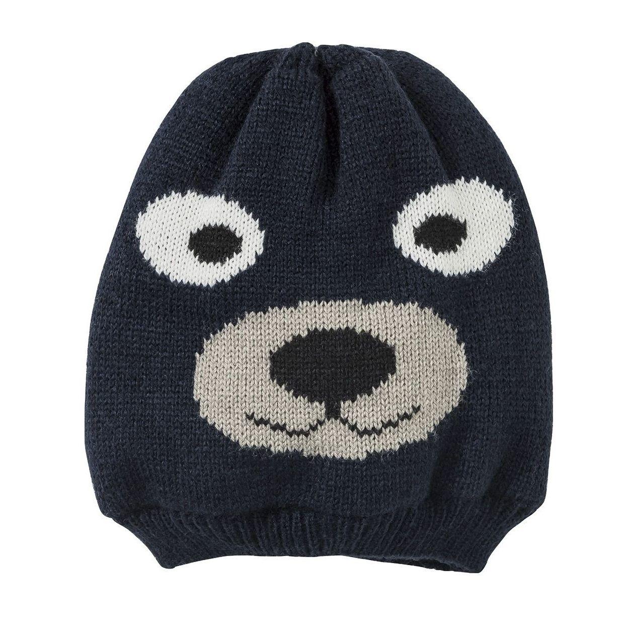 کلاه بافتنی نوزادی لوپیلو کد KN107 -  - 2