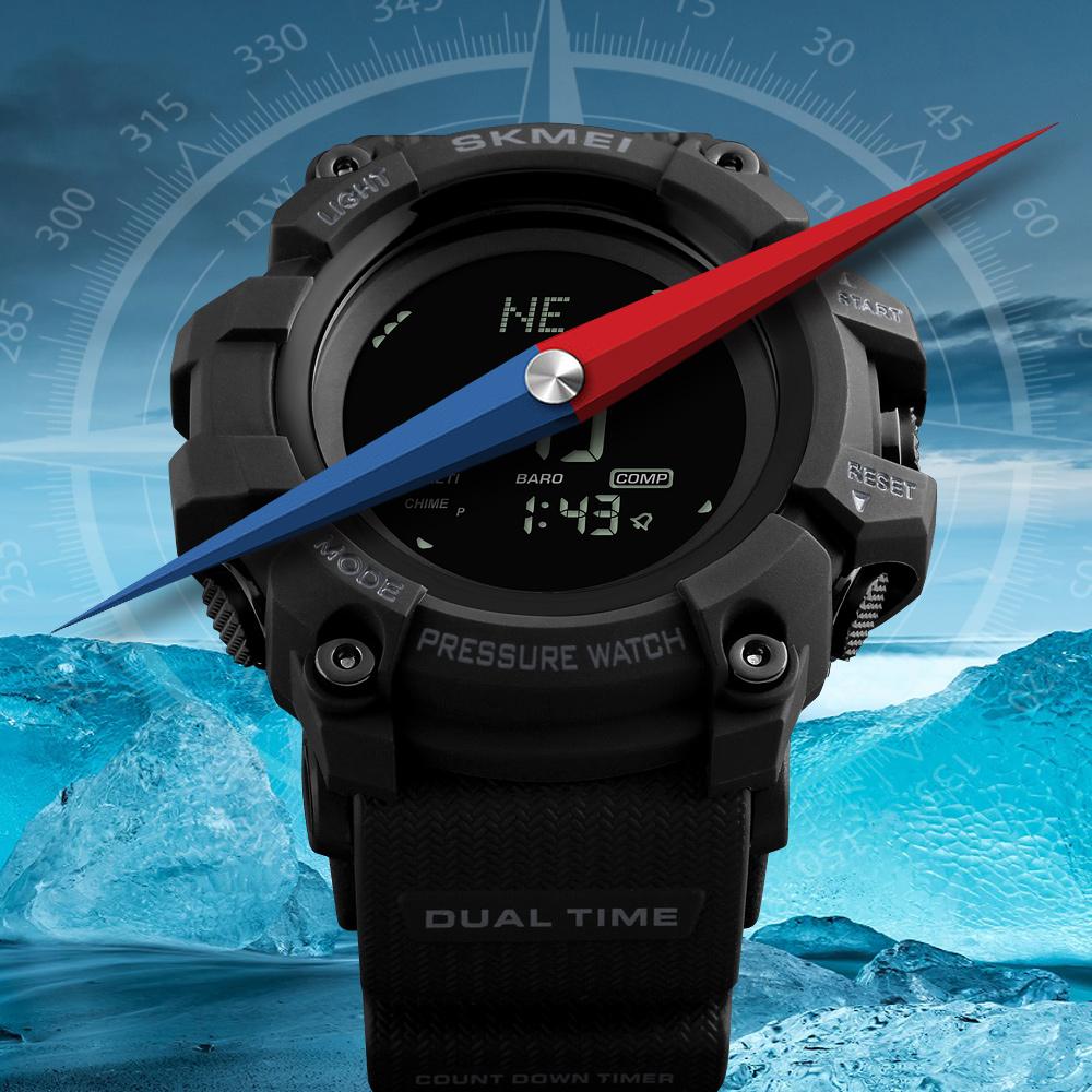 ساعت مچی دیجیتال مردانه اسکمی مدل 135-8
