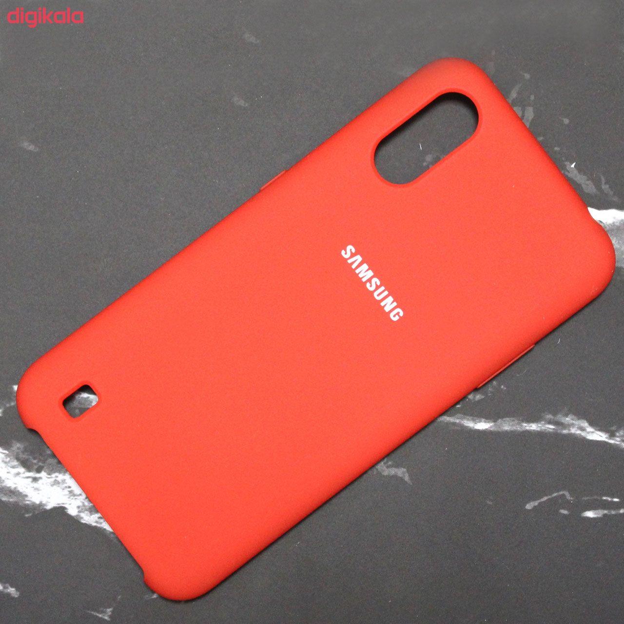 کاور مدل SLCN مناسب برای گوشی موبایل سامسونگ Galaxy A01 main 1 11