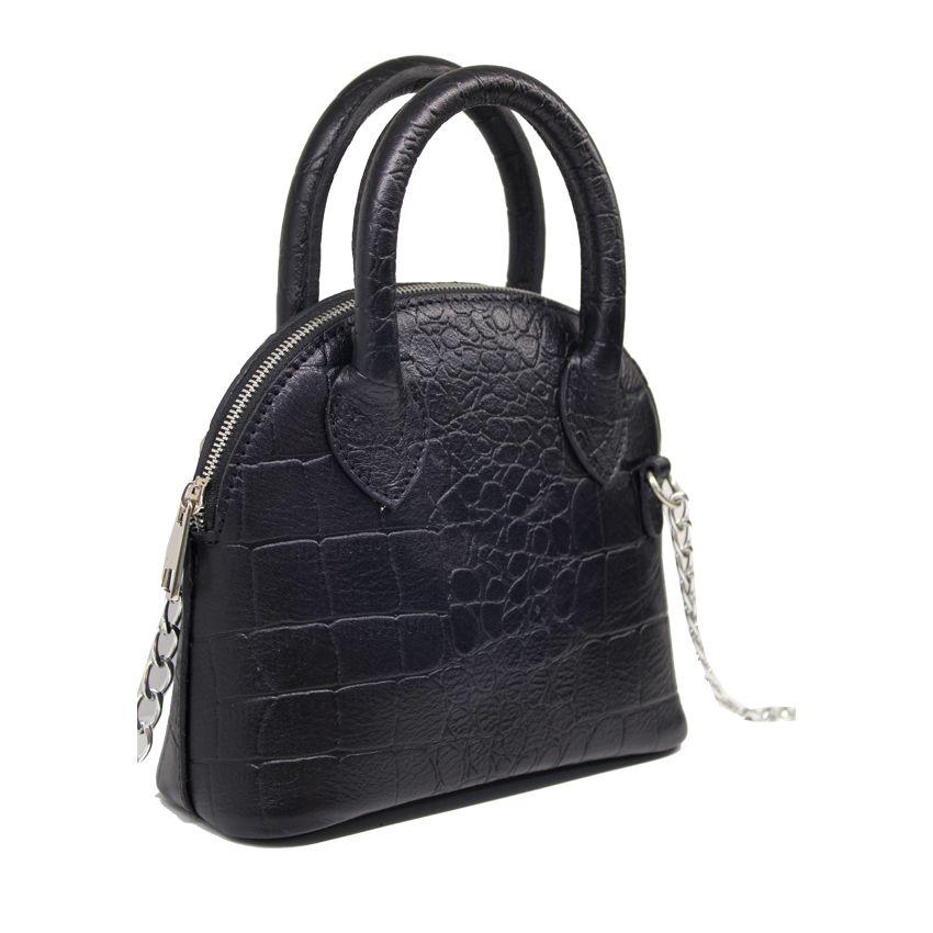کیف دوشی زنانه چرم آرا مدل d076 -  - 2