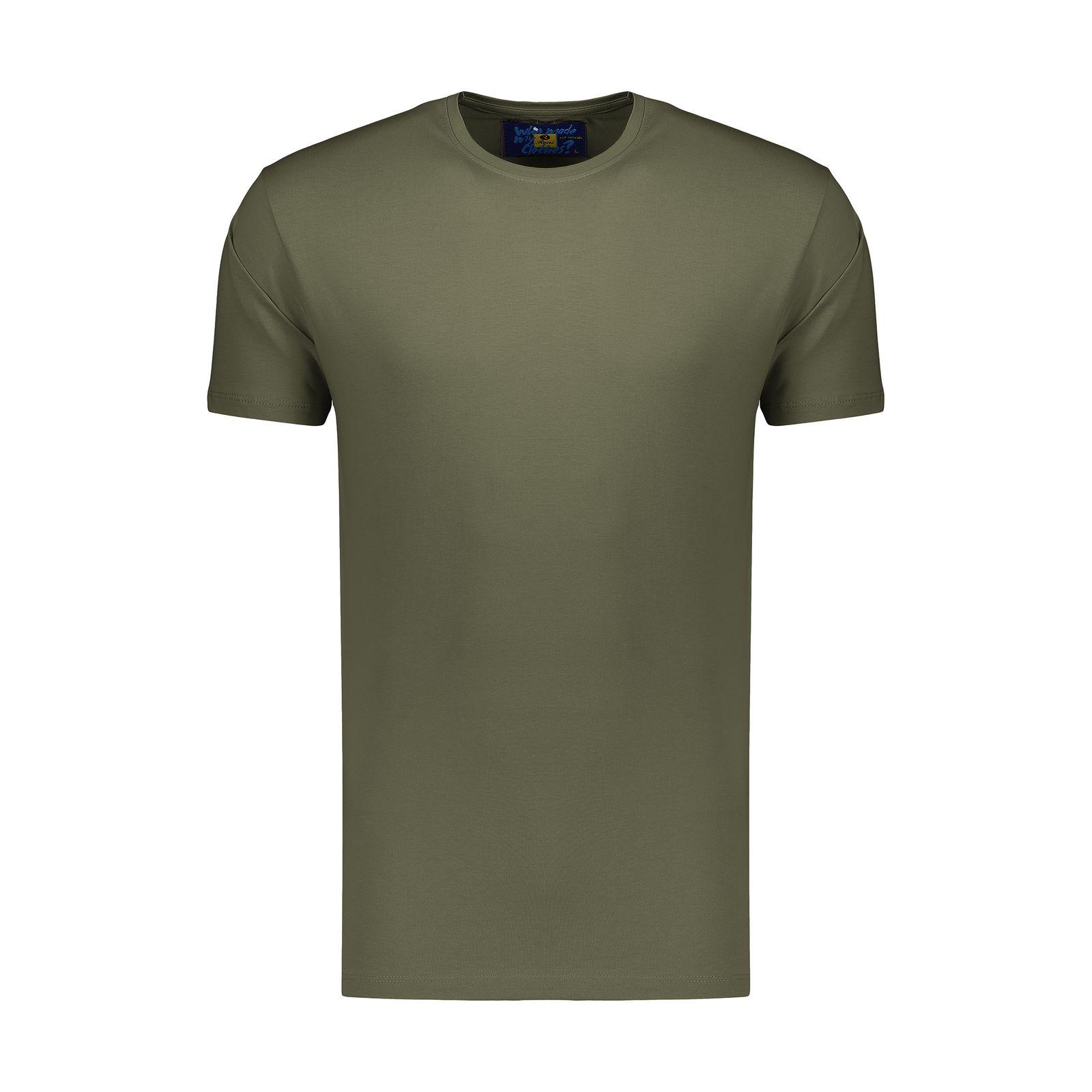 تیشرت مردانه رونی مدل 31110004-23 -  - 1
