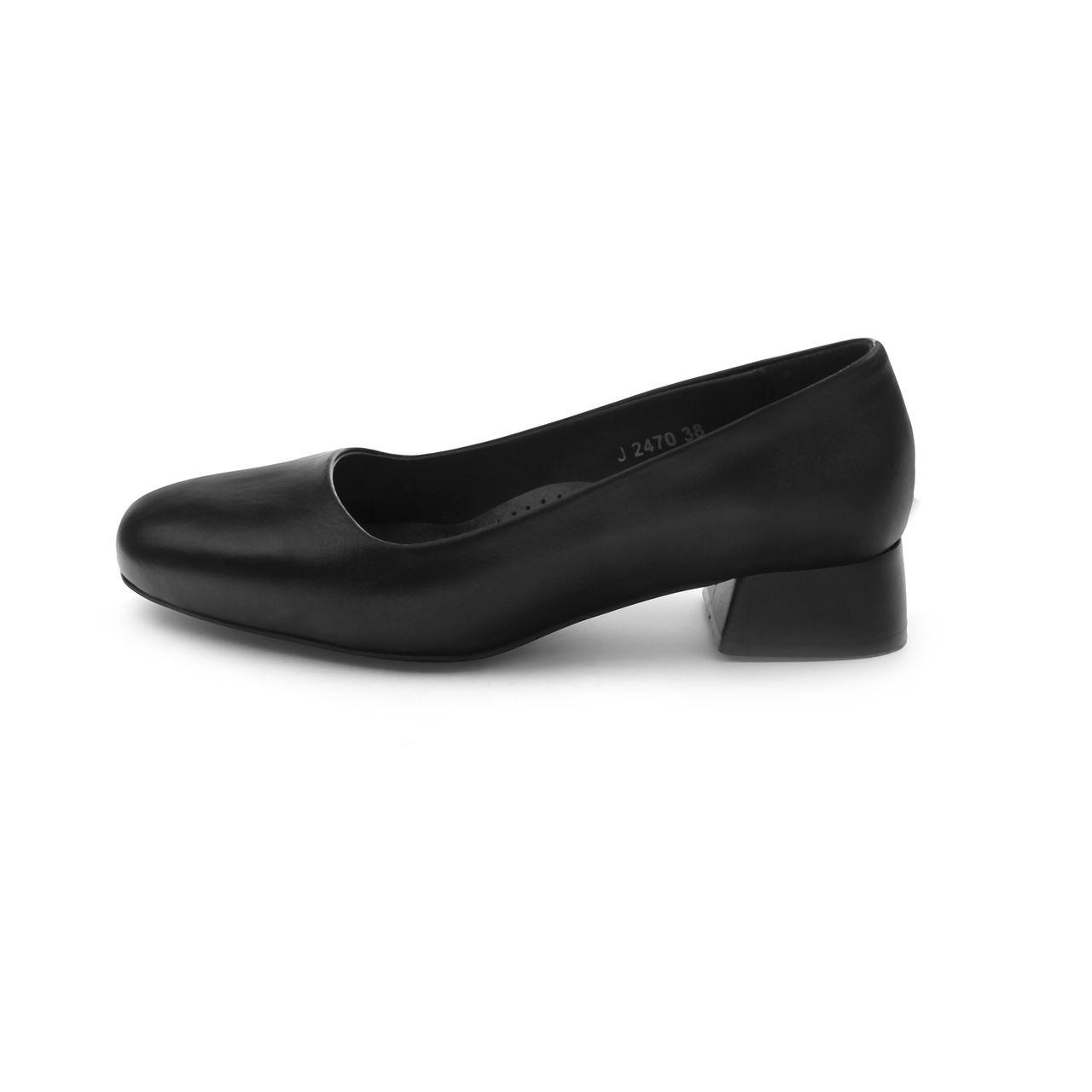 کفش زنانه چرم مشهد مدل J2470001