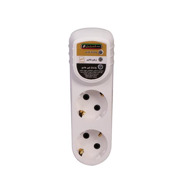 محافظ ولتاژ نمودار کنترل مدل سورنا2 کد M 129