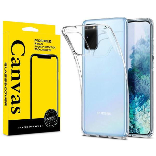 کاور کانواس مدل COCONUT مناسب برای گوشی موبایل سامسونگ Galaxy S20 FE