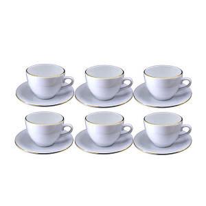 سرویس قهوه خوری 12 پارچه کد 025