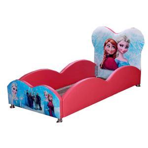 تخت خواب کودک طرح قلبی مدل فروزن