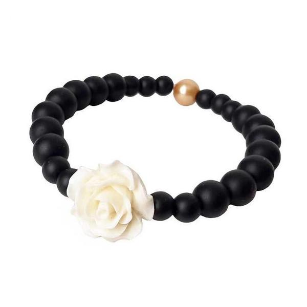 دستبند زنانهطرح گل