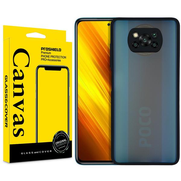 کاور کانواس مدل MOON LIGHT 2 مناسب برای گوشی موبایل شیائومی Mi POCO X3 NFC