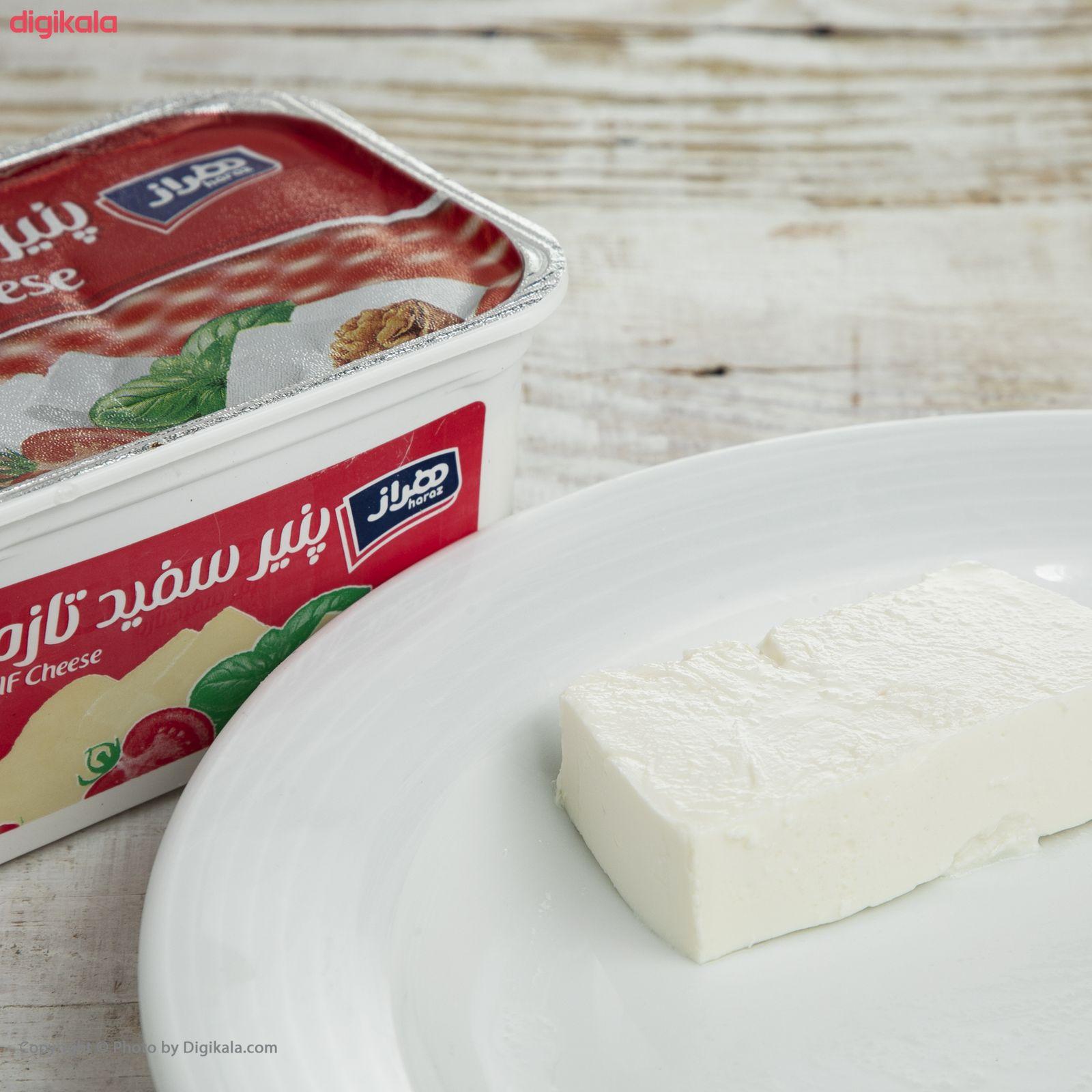 پنیر سفید تازه هراز مقدار 400 گرم main 1 8