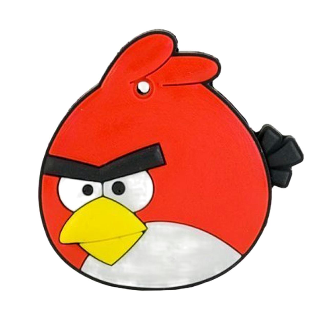 بررسی و {خرید با تخفیف} فلش مموریمدل Ul-Angry Birds01 ظرفیت 8 گیگابایت اصل