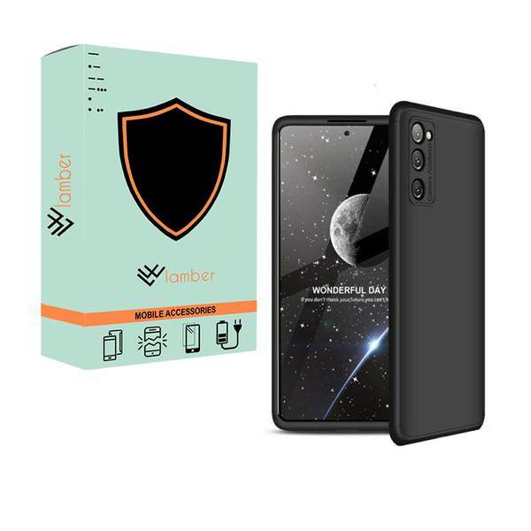 کاور 360 درجه لمبر مدل LAMGK-1 مناسب برای گوشی موبایل سامسونگ Galaxy S20 FE