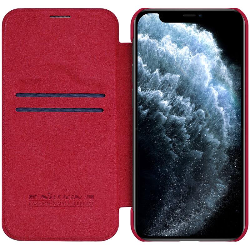 کیف کلاسوری نیلکین مدل QIN مناسب برای گوشی موبایل اپل iPhone 12 pro max main 1 7