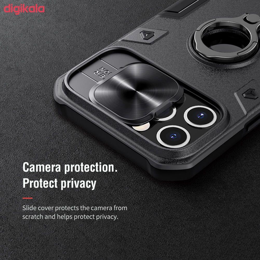 کاور نیلکین مدل CamShield Armor مناسب برای گوشی موبایل اپل iPhone 12 Pro Max main 1 17