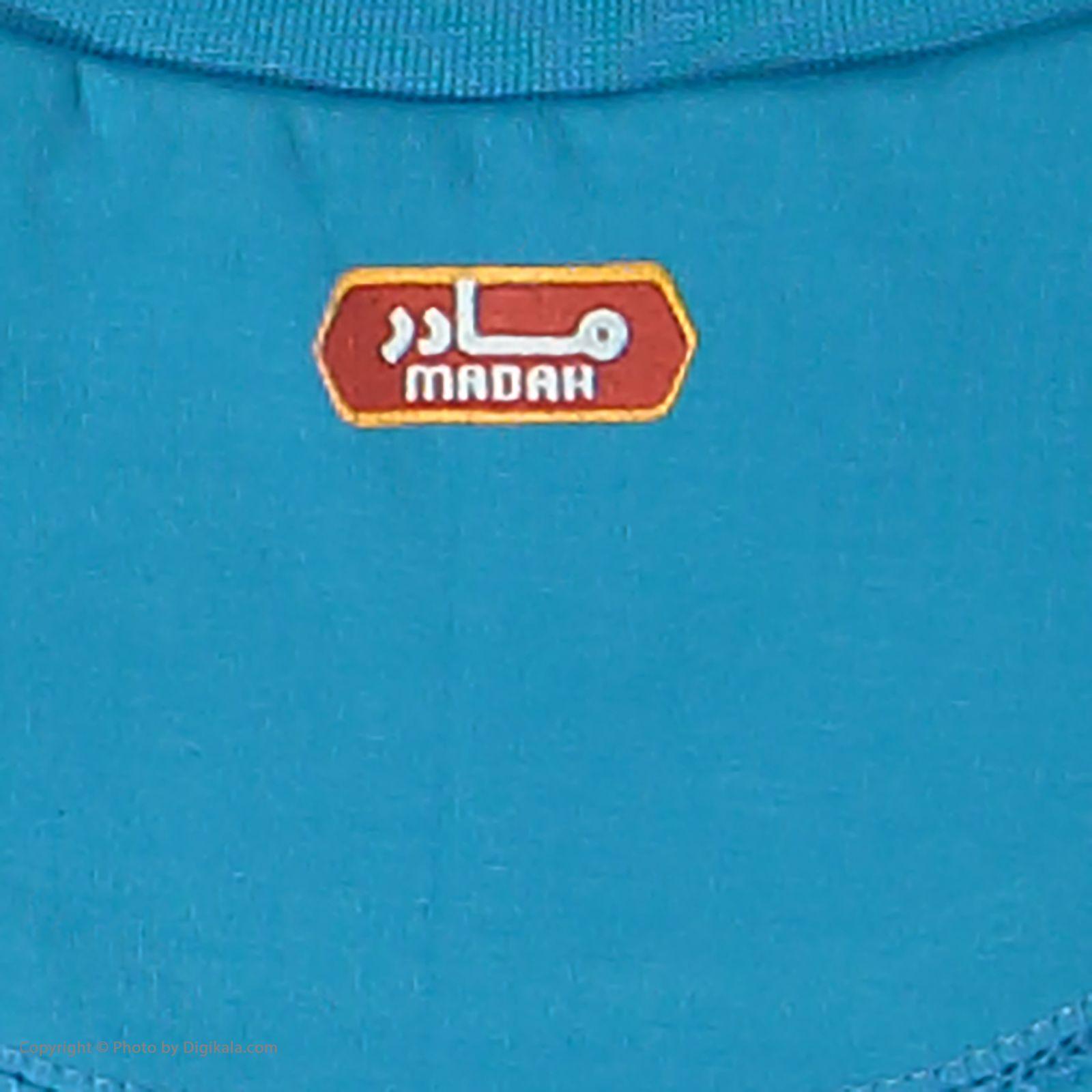 ست تی شرت و شلوار پسرانه مادر مدل 306-53 main 1 7