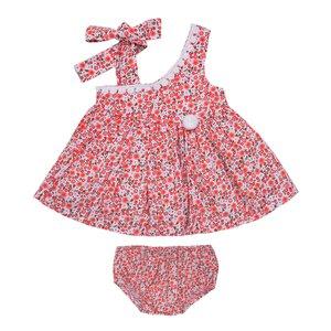 ست 3 تکه لباس نوزادی فیورلا مدل 21001