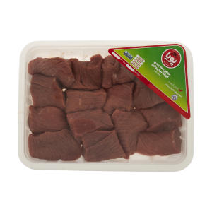 قیمه ای ممتاز گوسفند پویا پروتئین - 500 گرم
