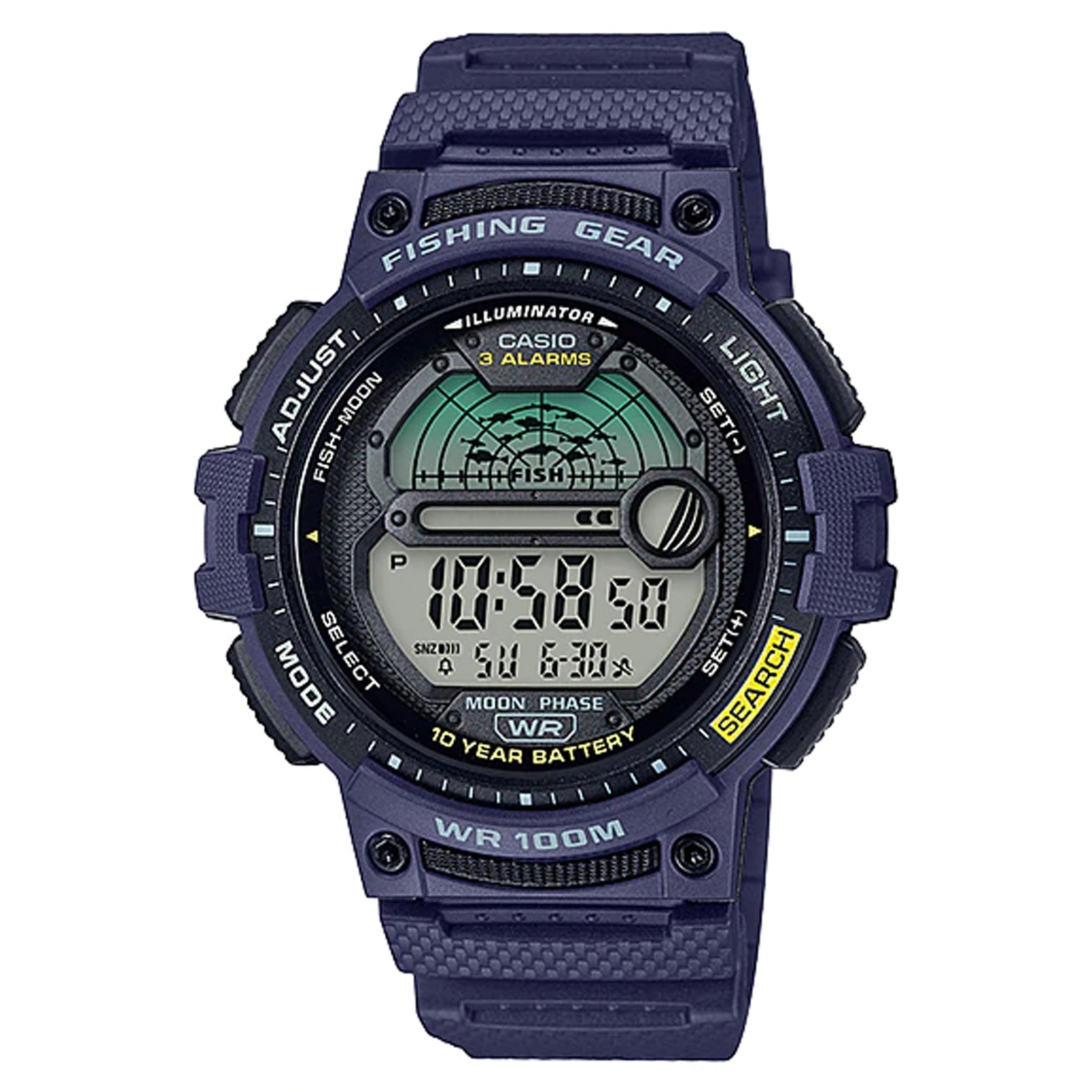 قیمت و خرید                      ساعت مچی دیجیتال مردانه کاسیو مدل WS-1200H-2AVDF