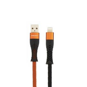 کابل تبدیل USB به لایتنینگ بیبوشی مدل A18 طول 1 متر