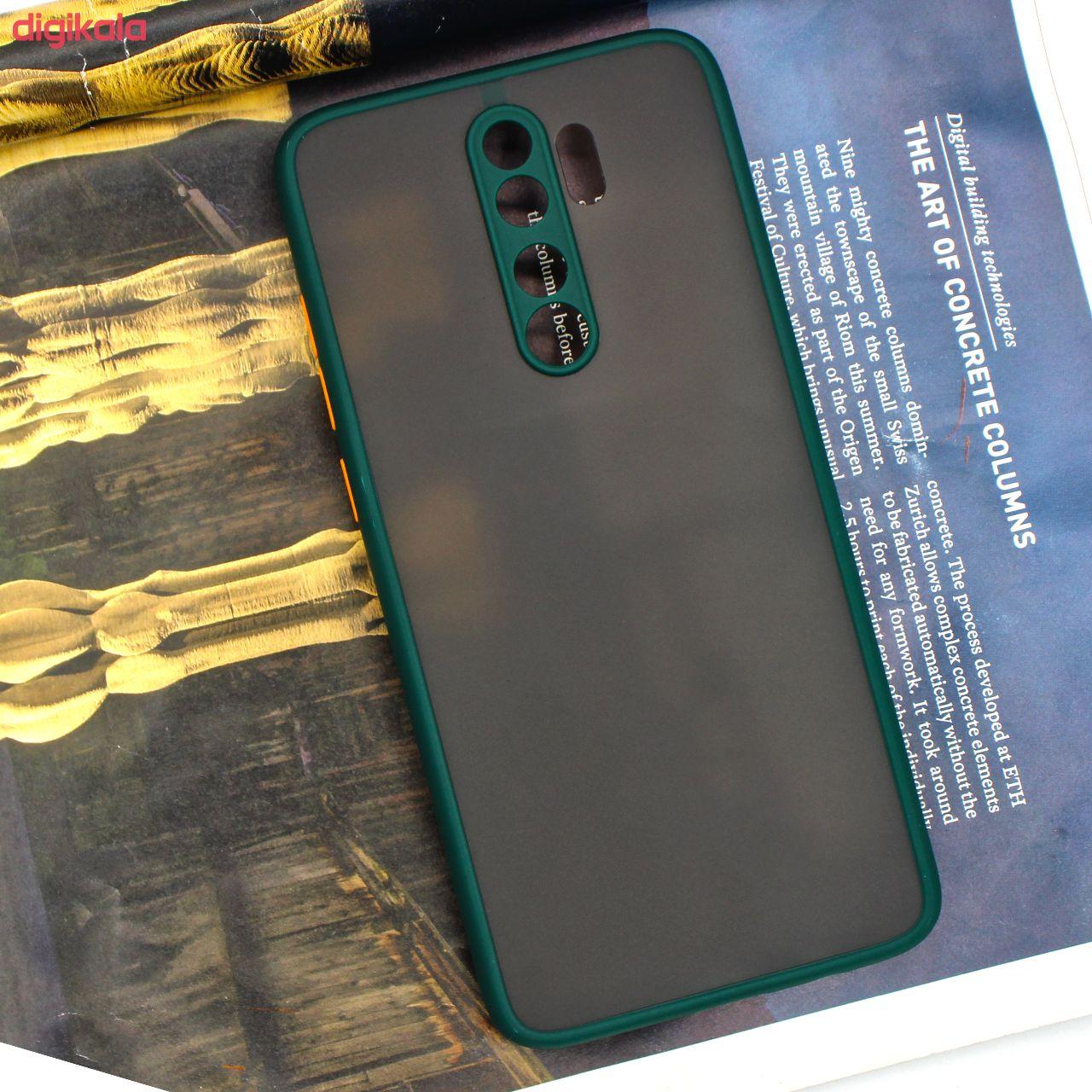 کاور کینگ پاور مدل M22 مناسب برای گوشی موبایل شیائومی Redmi Note 8 Pro main 1 14