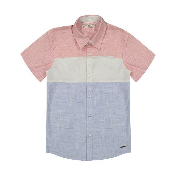 پیراهن پسرانه پیانو مدل 01541-72