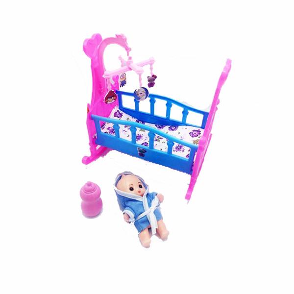 اسباب بازی مدل عروسک و گهواره