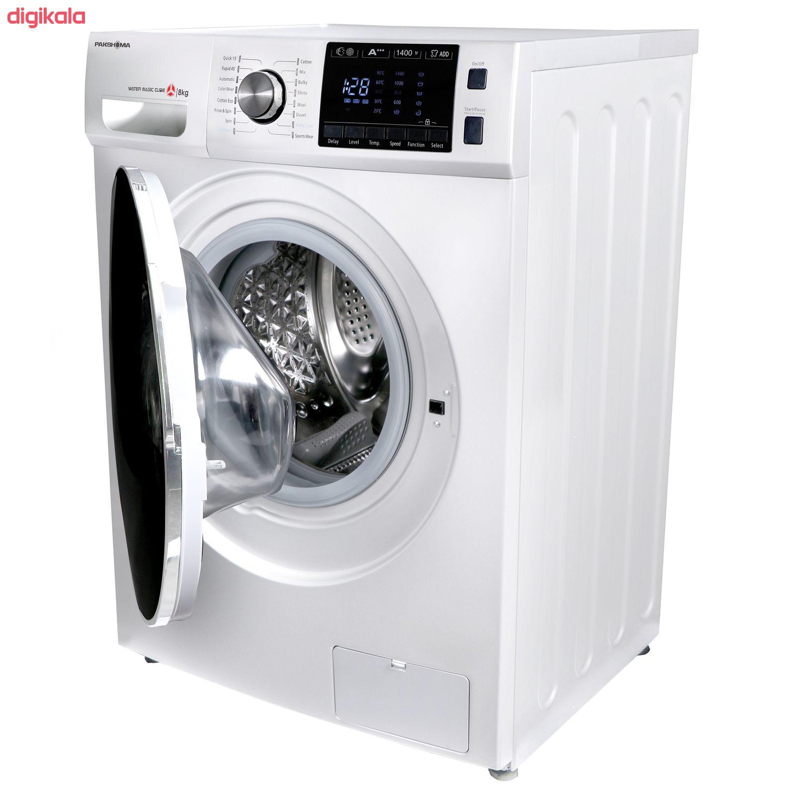 ماشین لباسشویی پاکشوما مدل TFU-84406 ظرفیت 8 کیلوگرم main 1 5
