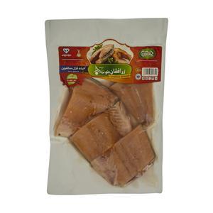 فیله ماهی قزل سالمون زر افشان جنوب - 500 گرم