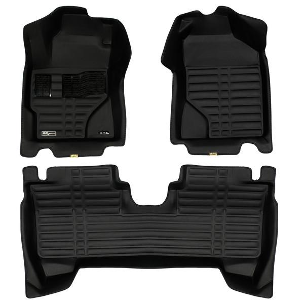 کفپوش سه بعدی خودرو تری دی مکس اچ اف کی مدل مکس مناسب برای برلیانس H220/230