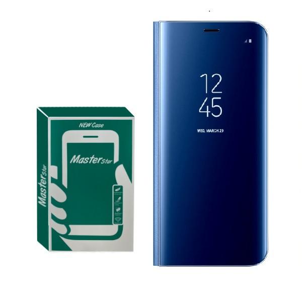 کیف کلاسوری مدل Clear View Master Star مناسب برای گوشی موبایل سامسونگ Galaxy A10