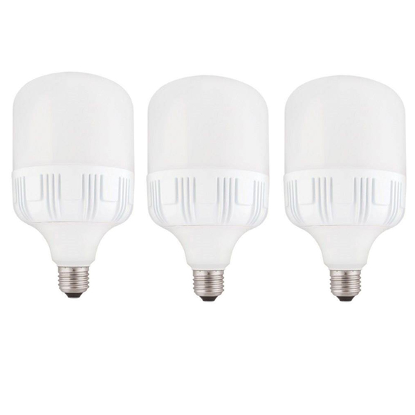 لامپ 40وات امیران مدل 040 پایه e27 بسته 3 عددی